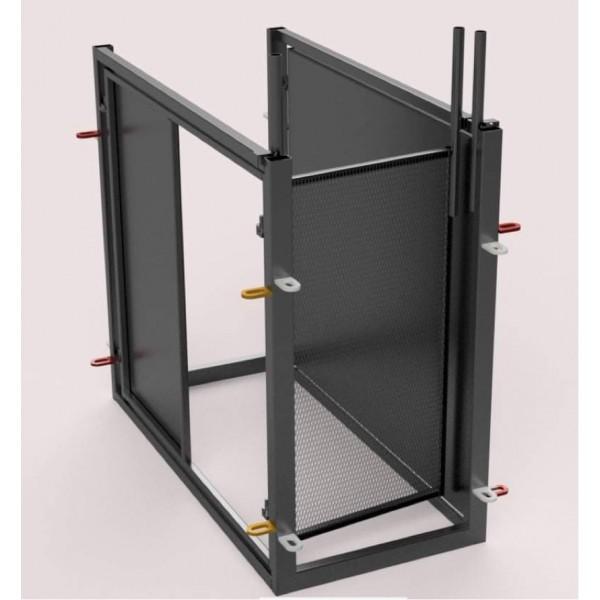 3 Way shedding gate