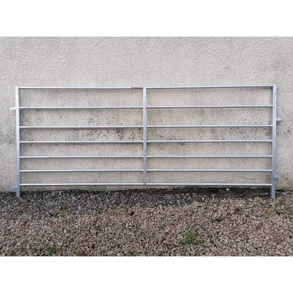7.5ft railed hurdle
