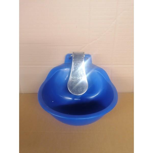Plastic cattle drinker bowl