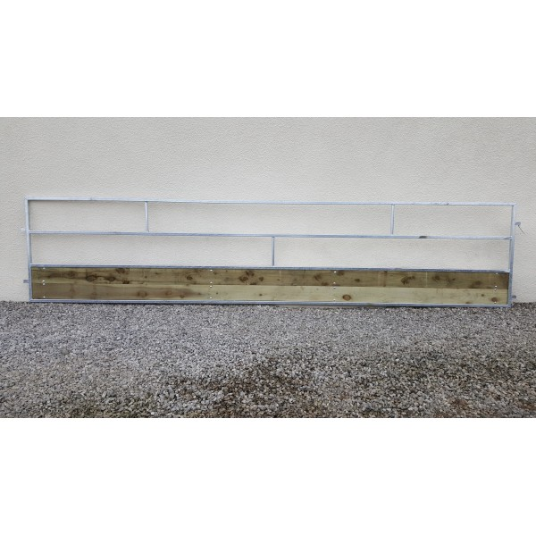 15ft Economy Sheep Feed Barrier