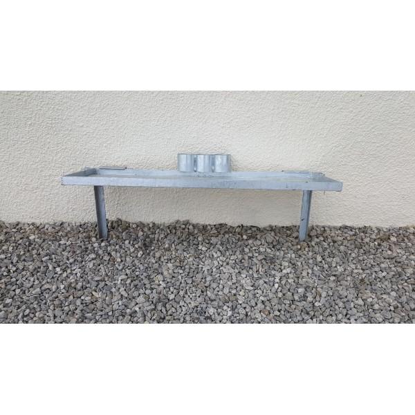 Auxilary tray
