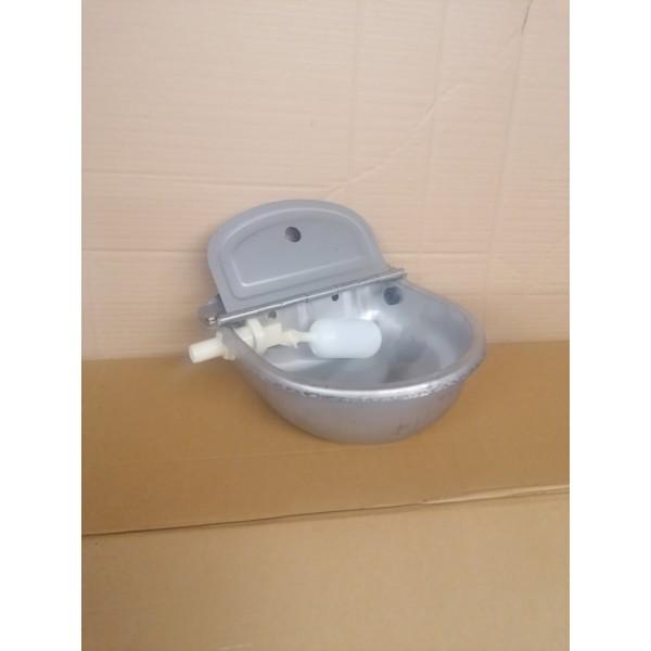 Stainless steel drinker bowl