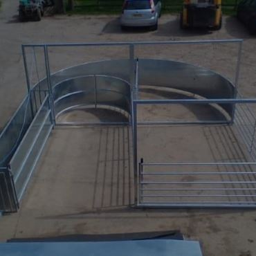 Cattle Handling Equipment in Cumbria and the UK